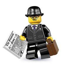Businessman — LEGO 8833 Series 8 Minifigure — New