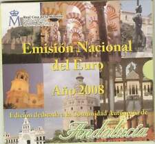 Spanje BU set 2008 / 1 cent - 2 euro KMS - Andalucia