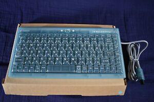 SEGA Dreamcast Hello Kitty Clear Blue Keyboard DC HKT-7601 Boxed US Seller