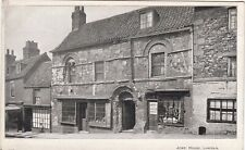 Jews' House, LINCOLN, Lincolnshire