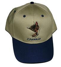Chessie The Sleeping Kitten Embroidered Hat [hat91]