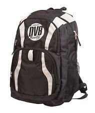 DV8 Bowling Circuit Backpack Black/Silver