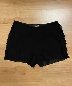 Love Moschino black shorts