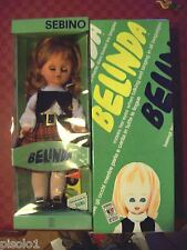 Vintage Bambola Sebino-Belinda vestito creato da Biki (scozzese)