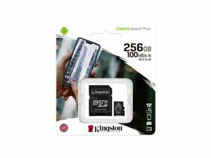 256 GB Micro SDXC Speicherkarte + SD-Adapter Class 10 super Preis