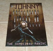 Johnny The Homicidal Maniac #1 Jhonen Vasquez Slave Labor Graphics