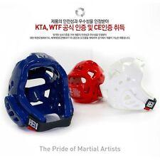 Mooto Extera WTF Approved TAEKWONDO HeadGear/Head Protector/Blue/Red/White