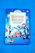 LADYBIRD BOOK - BEDTIME RHYMES - TRADITIONAL RHYMES AND LULLABIES