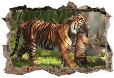 Stickers muraux 3D Tigres 23848 23848 Art déco Stickers