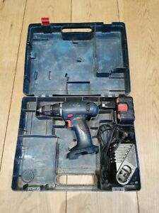 Bosch GSR 14.4-2 Professional 14.4V Drill, Battery, Charger and case