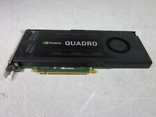 Dell nVidia D5R4G Quadro K4000 3GB GDDR5 DVI Dual DisplayPort Video Card