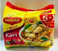 Instant noodle Maggi Kari,Malaysian Instant noodles, Nestle
