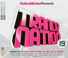 Trance Nation 19 (mixed by Woody van Eyden, Heller & Enkie) ATB, Thrill.. [3 CD]