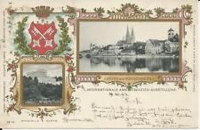 Ansichtskarte Regensburg 1898