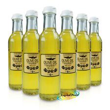 6x protezione SAMARITANO l'olio d'oliva 185ml-ammorbidire cerume massaggio corpo pelle secca
