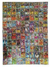 New Pokemon TCG:100 FLASH CARD LOT RARE 20 MEGA+80 EX CARDS Full Art NO REPEAT
