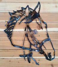 "HORSE HEAD OUTLINE 24"" Hand Made in Waco Texas"