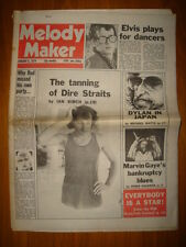 MELODY MAKER 1979 JAN 6 DIRE STRAITS ELVIS COSTELLO