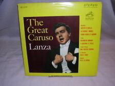 The Great Caruso Lanza - NM LSC - 1127 (e)