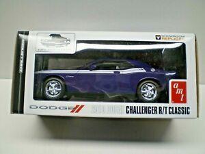 2010 Dodge Challenger R/T Classic in Plumb Crazy 1/25 Promo L@@K!