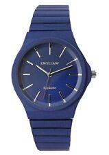 Excellanc Damen Armband Frauen Uhr blau Metall 2