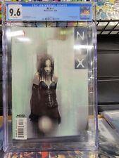 NYX #3 CGC 9.6  1st X-23!