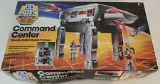 GoBots Vintage Command Center w/Box Combiner Puzzler Zod Leader 1 Lot+More Tonka