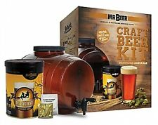 MR. BEER Bewitched Amber Ale Brew Starter Kit home kitchen brewing craft brewer