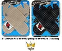 STOMPGRIP Traction Pads HONDA CBR 1000RR 12-16 schwarz Tankpad 55-10-0023B