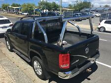 Tradesman rack / Ladder rack set - Volkswagen Amarok