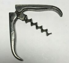 More details for antique german folding pocket corkscrew