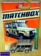 Matchbox '97 Land Rover Defender 110 [Jungle] - New/Sealed/XHTF [E-808]