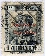 GUINEA 241 USADO SELLOS DE 1931 SOBREIMPRESION REPUBLICA ESPAÑOLA