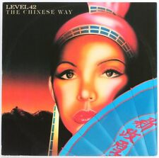 Level 42, The Chinese Way   Vinyl Record *USED*