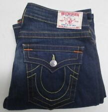 True Religion Becky Denim Jeans Lonestar Boot Size 30 Style 10564