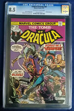 Tomb of Dracula #30 | CGC 8.5 | OW/W | 0150017012 | 1975 | Blade | AUCTION
