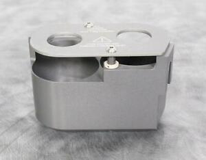 Genevac 30114 Centrifugal 100mL Conical Flask Carrier 70-0706 19/26 Socket Min