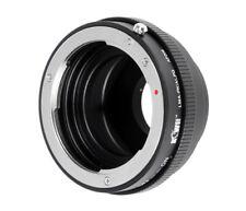 Objektivadapter für Pentax K Objektiv an Pentax Q Kamera