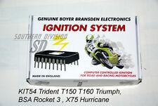 Triumph Trident elektr. Zündung Boyer Bransden ignition T150 T160 X75 Rocket3