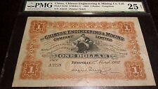 PMG CHINESE ENGINEERING AND MINING Tongshan CHINA 1902 Donald Trump  Hoover USA