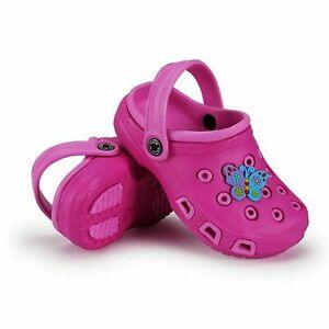 Kids Clogs Slipper for Toddler Boys Girls Big Kids Garden Beach Slip-on Shoes