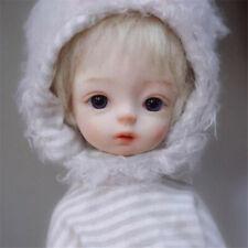 Girl or Boy Kids Blue Eyes Nake Make up Doll BJD 1/6 Yosd Doll Toy Collection