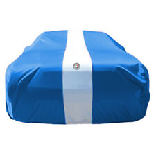 Show Car Cover Indoor for Mercedes Benz SL W198 & W113 1963-1971 Blue