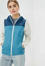 THE NORTH FACE Cyclone WindWall Hooded Jacket Womens Blue Medium Brand new