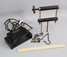 What? 19thC Antique Scientific Apparatus Physicians Vibragenitaant Quack Machine