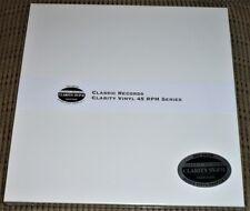 LED ZEPPELIN I - CLASSIC RECORDS  200g. CLARITY VINYL SV-PII - 4 LP, 45rpm PROMO