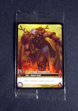 (3) World of Warcraft WoW TCG Forager Cloudbloom Cards Extended Art Uncommon