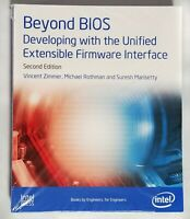 NEW Intel Press BEYOND BIOS, Developing with UEFI 2nd Edition Shrinkwrapped Book