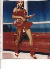Reduced Price Glamorous, Sexy Anna Kournakova Original Signed Photo With C.O.A.