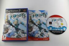 PLAY STATION 2 PS2 ROBOTS COMPLETO PAL ESPAÑA